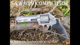 Smith and Wesson 629 Competitor: Performance Center Craftsmanship
