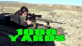 1000 Yard 223 AR 15 CT