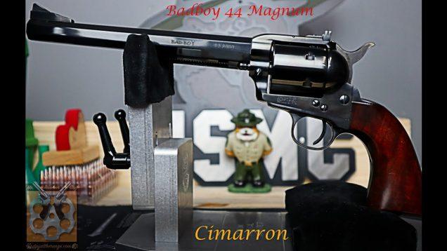 ? Cimarron Badboy 44Magnum Giveaway Final?