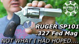 Ruger SP101 .327 Federal Magnum Problems