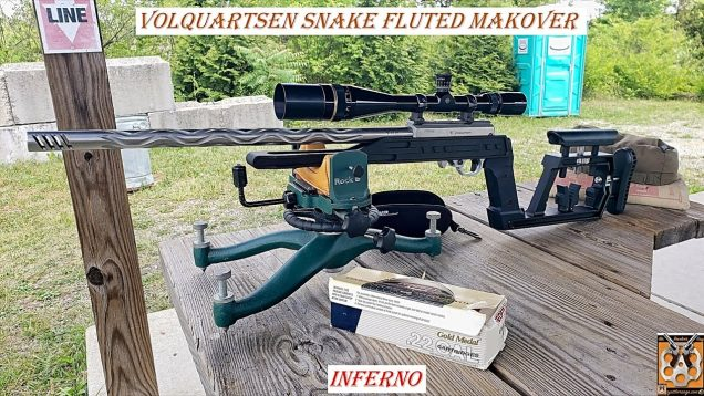 ? Volquartsen Snake Fluted Makeover: Inferno Chassis?