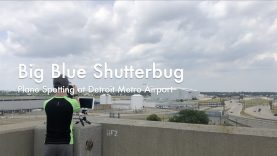 WCChapin | Big Blue Shutterbug – Plane Spotting at Detroit Metro Airport