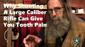 Why Shooting a Large Caliber Rifle Can Give You Tooth Pain