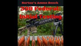 338 Federal Initial Testing