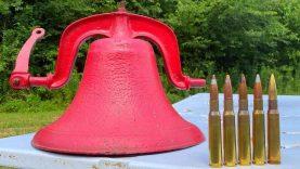 50 Cal vs Giant Bell 🔔