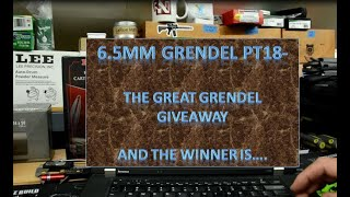 6.5 Grendel Pt18   And the Winner Is…