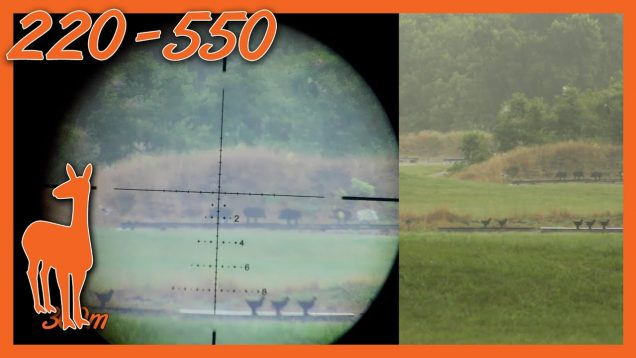 6mm ARC vs Steel Targets from 200 to 500 Meters – CMMG Endeavor 300 – The Social Regressive