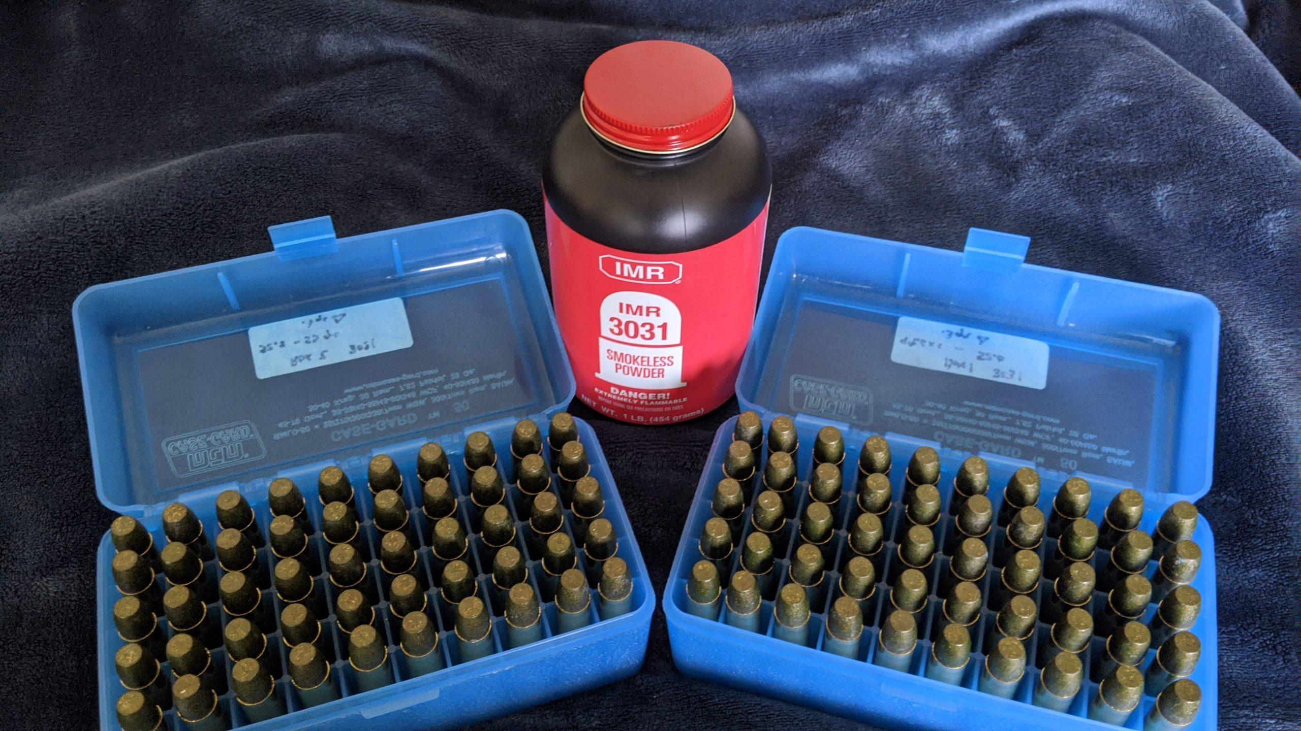 45-70 Range Trip with New Powder 2