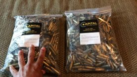 Brass from Capital Cartridge