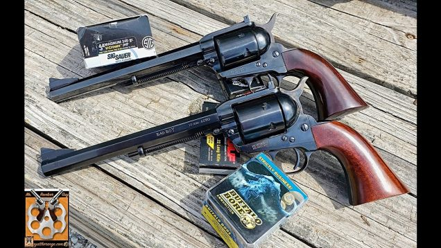 Cimarron Twins: 44Magnum and 10MM