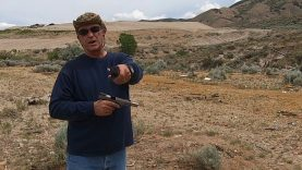 Hand Gun Range Day