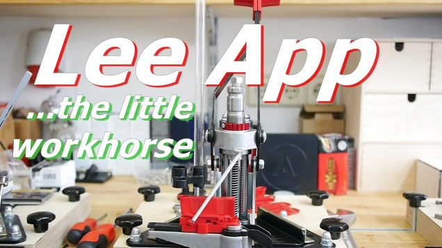 Lee APP – Automatic Processing Press