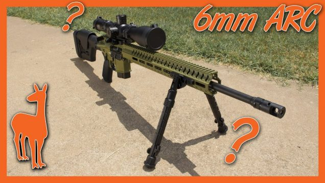 Preparing 6mm ARC for Long Range – CMMG Endeavor 300 – The Social Regressive