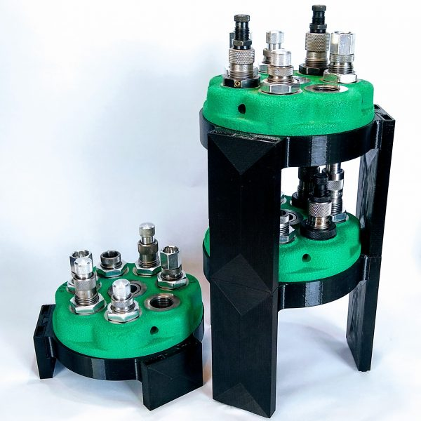 Stacker - Turret Head Stacking System - Redding T-7 1