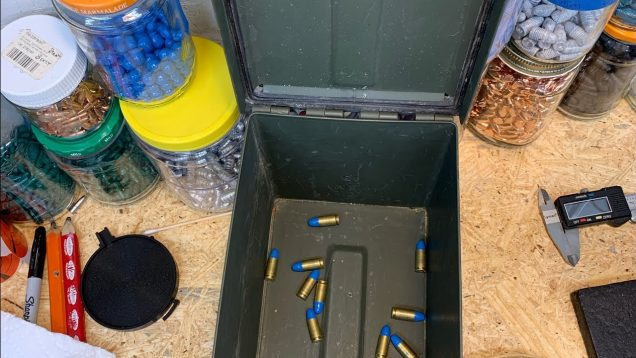 AMMO SHORTAGE? You Don't Have To Be Shorted!
