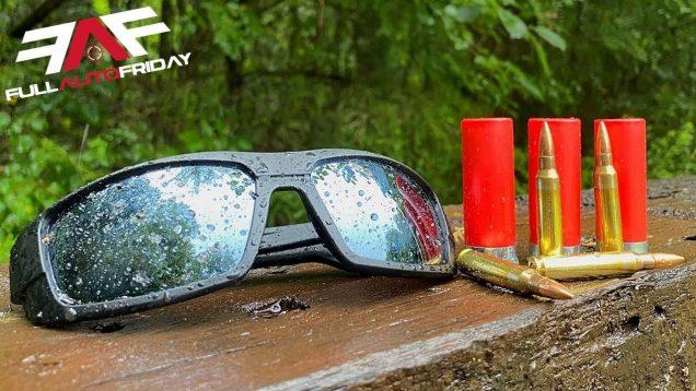 Ballistic Sunglasses 💥 (Full Auto Friday)