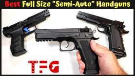 "BEST Full Size ""Semi-Auto"" Handguns – TheFirearmGuy"