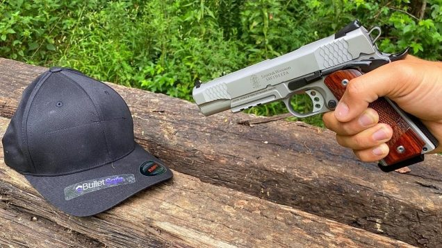 Bulletproof Baseball Hat ⚾