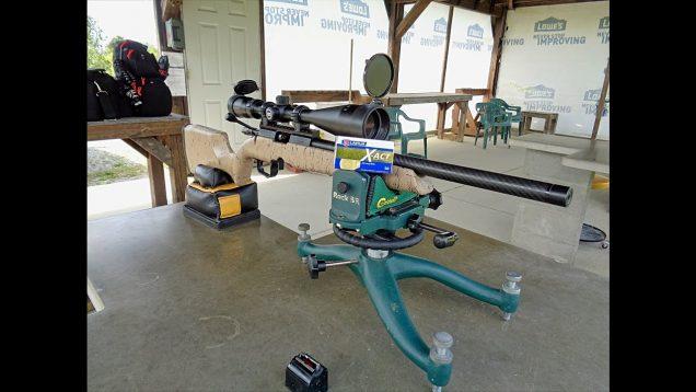 Christensen Arms Ranger 22 100 Yard Challenge & SBR 22LR