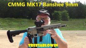 CMMG MK 17 Banshee 9mm