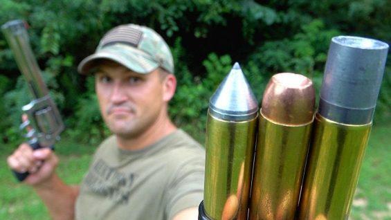 Exotic 500 Magnum Rounds 🐯