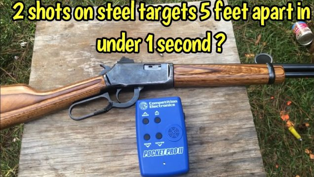 How fast is the Winchester Model 9422?