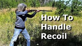 How To Handle Recoil