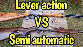 Lever Action VS semi automatic 22 rimfire