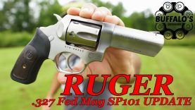 Ruger SP101 .327 Fed Mag ~ UPDATE ~