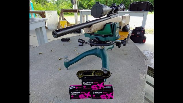 SK FlatNose Match: 5 Different Rifles At 50 Yards