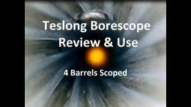 Teslong Borescope Review & Use – Rem 700 5R, WOA SPR, Wilson Combat 6.5 Grendel & 223 Wylde Barrels