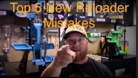 Top 5 Common New Reloader Mistakes – Squatch Chronicles