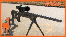 What difference does an aftermarket barrel make? Preferred Barrel Blanks .243 Winchester