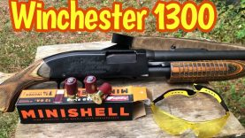 Winchester 1300  vs minishells and Federal Shortys