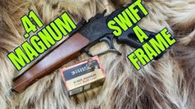 10 Inch .41 Magnum Swift A Frame