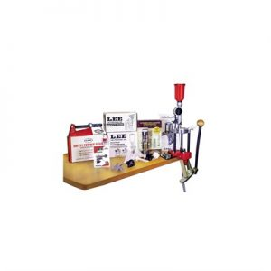 Lee Precision 4 Hole Turret Press Deluxe Kit