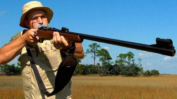 Elephant Rifle 🐘