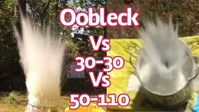 Oobleck Non-Newtonian fluid, VS 50-110 wcf