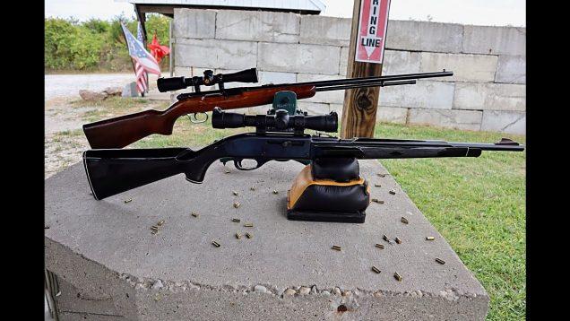 Remington Old Timers: Remington 550-1 & Nylon66 Black Diamond