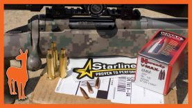 Starline Brass turns .243 Winchester from OK to OMG – Savage Telekinesis