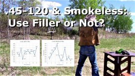 The .45-120 and Smokeless Powder: Use Filler or Not?