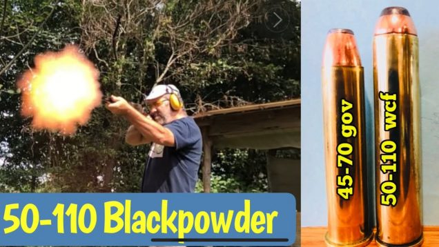 The Original 50-110 WCF Black Powder Loads for the 1886 Winchester