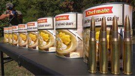 50 Cal vs Gravy 🍽