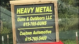A chat with Paul at Heavy Metal Guns