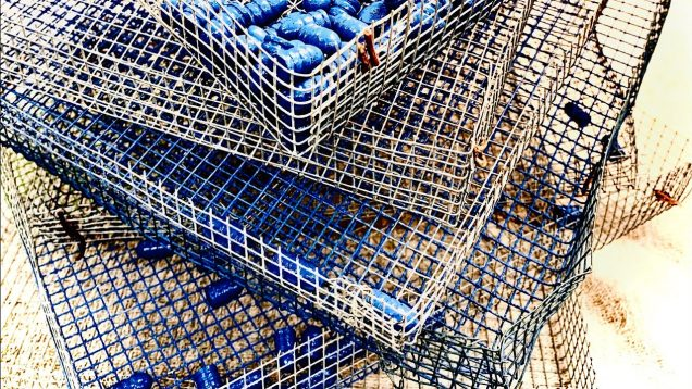Powder Coat Baskets. DIY. HOW to USE and WHY.