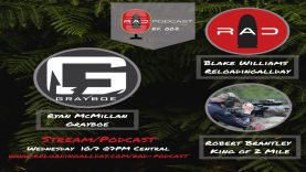 RAD Podcast-Episode 002- Ryan McMillan