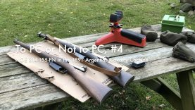 WCChapin | To PC or Not to PC, #4 – NOE 314-155-FN in the 1891 Argentine Cavalry Carbine