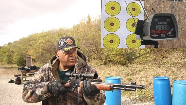 44 Magnum Fast Movers: Chronograph Results: Ported vs NonPorted