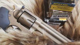 Custom Ruger GP100 6″ .357 Magnum Really Shines!