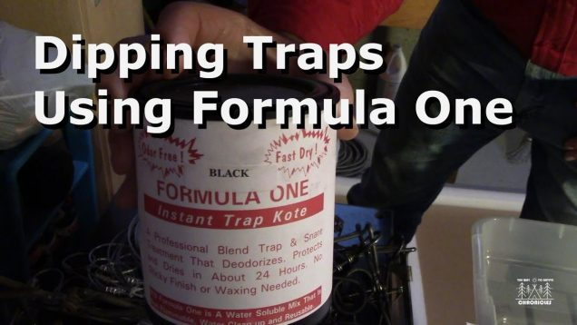Dipping Traps Using Formula One